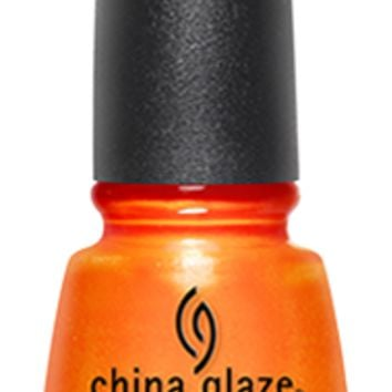 China Glaze - Orange You Hot 0.5 oz - #80445