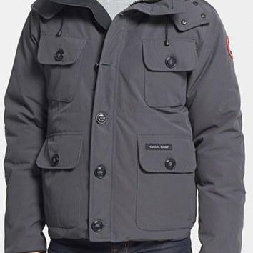 Water Resistant Down Parka With Detachable Hood| Best Deal Online
