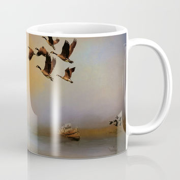 Homeward Bound Mug by Theresa Campbell D'August Art