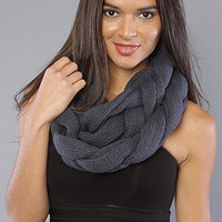 The Helix Scarf in Quartz : Hurley : Karmaloop.com - Global Concrete Culture