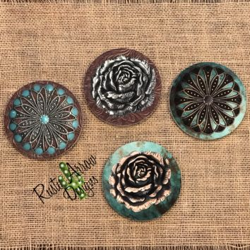 Western Table Coasters