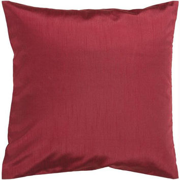 Throw Pillow - Red