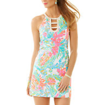 Kennedy Cut-Out Shift Dress - Lilly Pulitzer