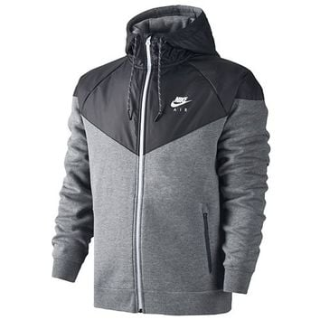 Nike Hybrid Fleece WR Jacket - Men's at Eastbay