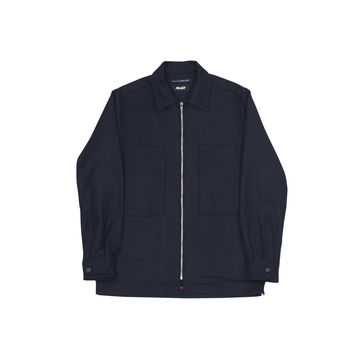 OVERSHIRT NAVY TWILL | Palace Skateboards