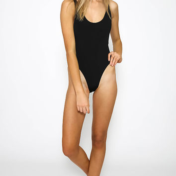Afends - Maddie One Piece - Black