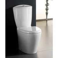 Rak Ceramics Venice Toilet Seat and Cover Standard Close VENDLESEAT