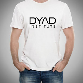 t-shirt DYAD Institute Orphan black  clone club T Shirt Men Size S,M,L,XL,XXL