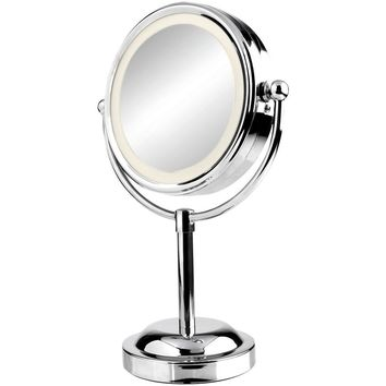 Vivitar Double Sided Lighted Vanity Mirror VVPMR2100C