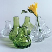 Crocus Vase - Set of 3 - Available in two Colors