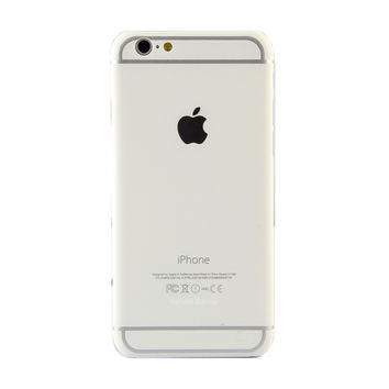 SLEEK IPHONE CASE WHITE