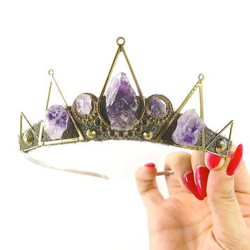 Guinevere Crystal Crown