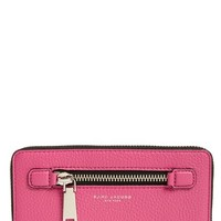 MARC BY MARC JACOBS 'Gotham City' Leather Continental Wallet | Nordstrom