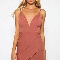 Kyan Dress - Mauve