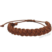Braided Cord Bracelet on Sale for $3.95 at HippieShop.com