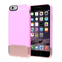 Incipio Edge Chrome Case for iPhone 6 - Pink / Rose gold