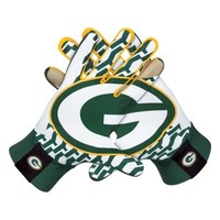 Nike Green Bay Packers Stadium Gloves - Green