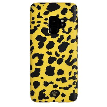 Golden Cheetah Galaxy Case