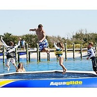 Aquaglide Platinum SuperTramp Water Trampoline (23-Feet)