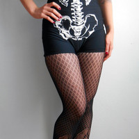 Halloween Skeleton Adult Onsie XS - XXL  - More colors available