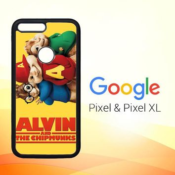 ALVIN AND THE CHIPMUNKS F0267 Google Pixel Case