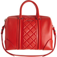 Givenchy Quilted Medium Lucrezia Duffel at Barneys.com
