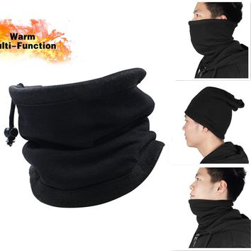 Sports Scarf Neck Cover Face Balaclava Skiing Multi-Functional Hood Protector Warmer For Men And Women Outdoor  Hiking Running