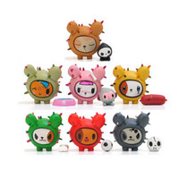 Cactus Pups : Blind Box by Tokidoki | myplasticheart