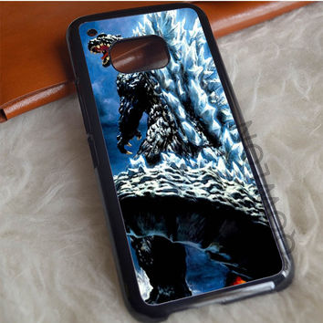 Godzilla Monster HTC One M9 Case