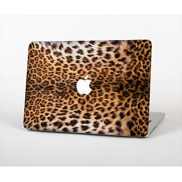 "The Mirrored Leopard Hide Skin Set for the Apple MacBook Pro 13"" with Retina Display"