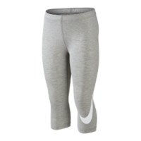 Nike Leg-A-See Swoosh Preschool Girls' Training Capri Pants