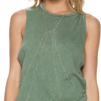 DRAPED BODY CHAIN