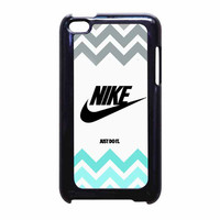 Nike Just Do It Chevron iPod Touch 4th Generation Case