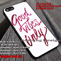 Pink Glitter Quote iPhone 6s 6 6s+ 6plus Cases Samsung Galaxy s5 s6 Edge+ NOTE 5 4 3 #other ii
