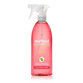 method All-Purpose Surface Cleaner, Pink Grapefruit
