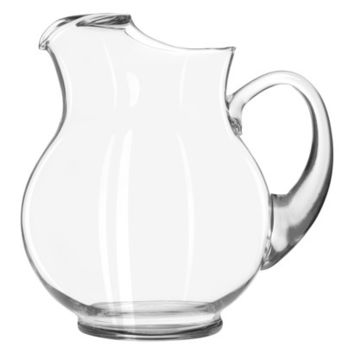 Libbey Acapulco Glass Pitcher - 89 oz