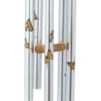 Metal Printed Butterfly Wind Chimes