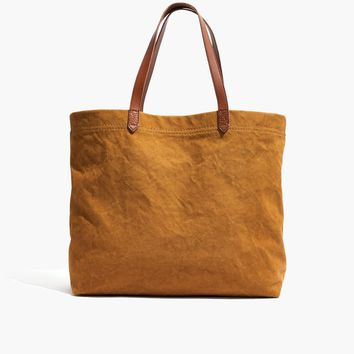 The Canvas Transport Tote : shopmadewell totes | Madewell