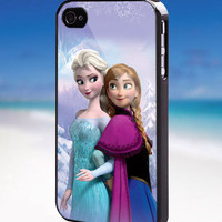 Disney Frozen Princess Elsa And Anna - For iPhone, Samsung Galaxy, and iPod. Please choose the option