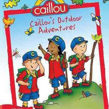 Caillou-Best Of Caillou-Caillous Outdoor Adventures (Dvd)