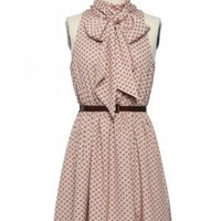 Bow Baby Bow Dress in Light Pink