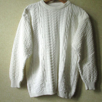 Shop Womens Fisherman Sweater on Wanelo