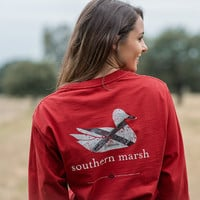 Southern Marsh Authentic Heritage Collection - Alabama - Long Sleeve