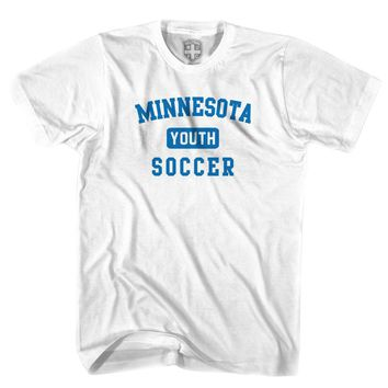 Minnesota Youth Soccer T-shirt