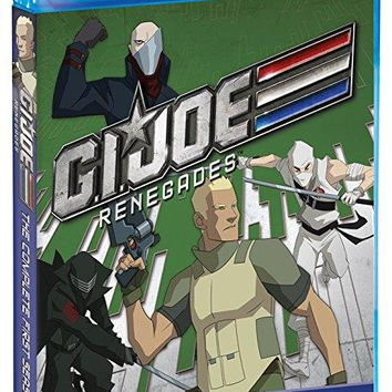 Jason Marsden & Matthew Yang King & Randy Myers-G.I. Joe Renegades: Season 1