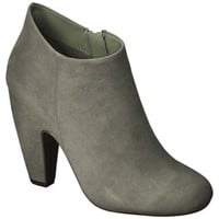 Women's Mossimo® Vonnie Shootie Ankle Boot - Moss Green