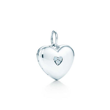 Tiffany & Co. - Heart Locket