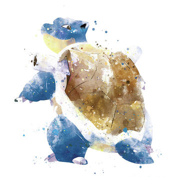 Pokemon Blastoise
