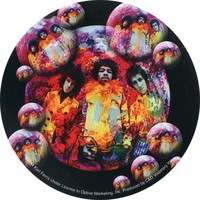 Jimi Hendrix Sticker