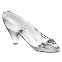Disney Cinderella Glass Slipper by Arribas - Medium - Personalizable | Disney Store